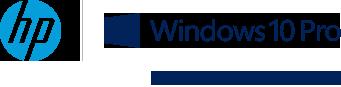 Logo HP Microsoft