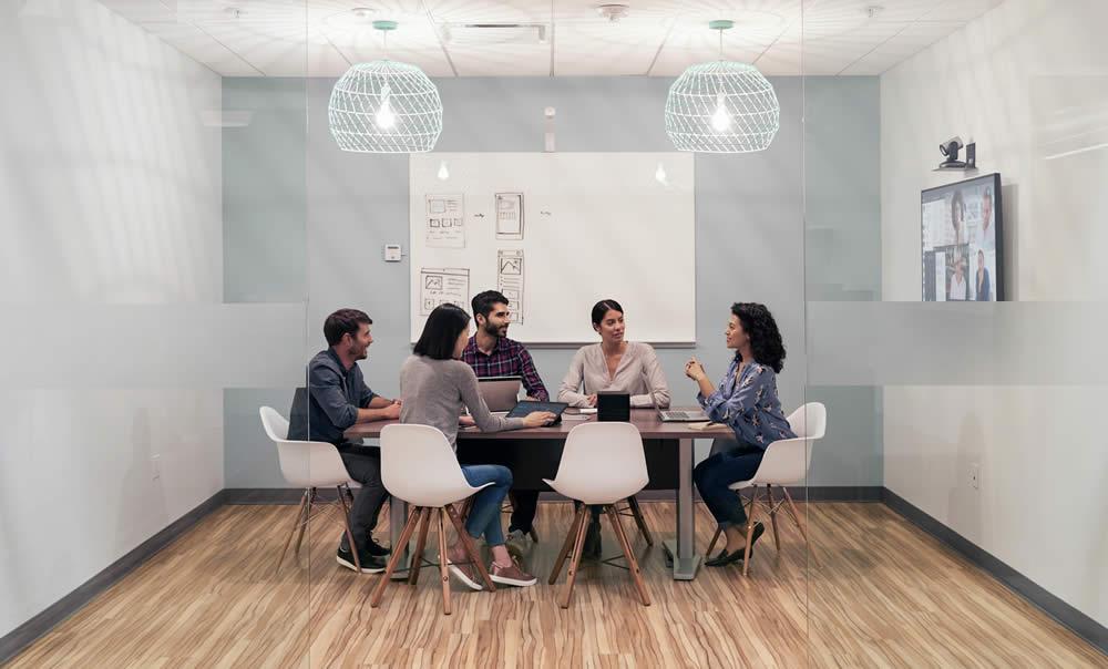 Entwickelt für den Arbeitsplatz der Zukunft