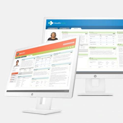 HP HEALTHCARE EDITION KLINISCHE KONTROLLMONITORE