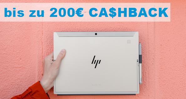 Cashback Banner 200 Euro