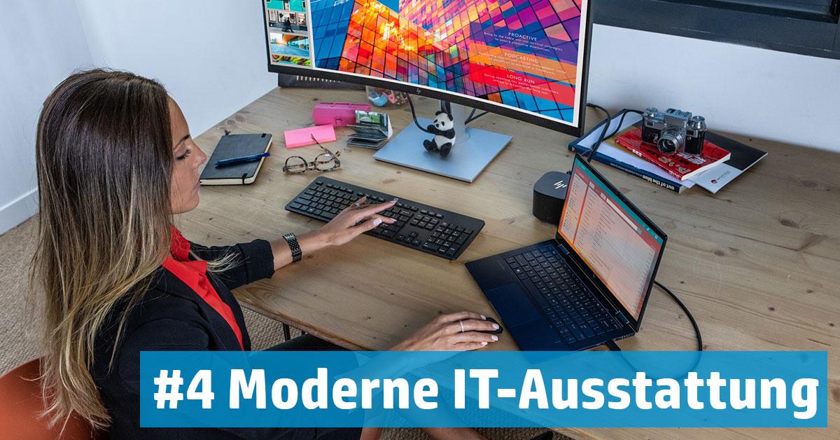 Fünf Gründe für DaaS - Moderne-IT-Ausstattung