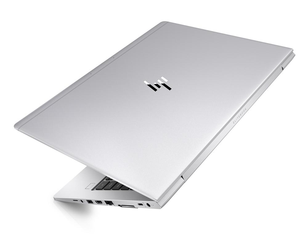HP EliteBook 745 G6 hinten
