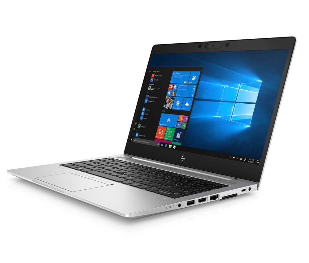 HP EliteBook 745 G6 vorne