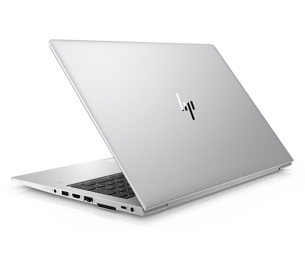 HP EliteBook 755 G5 hinten