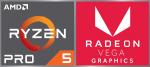 AMD RYZEN PRO-5