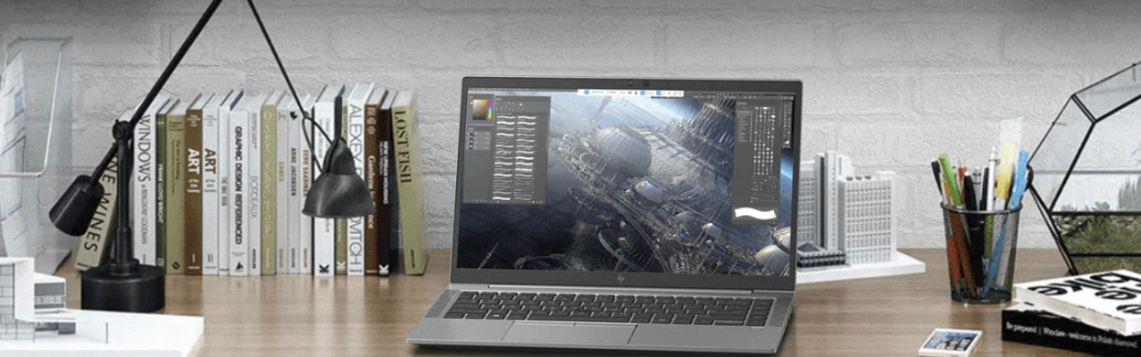 ZBook Firefly Highlights Pro Level Grafik