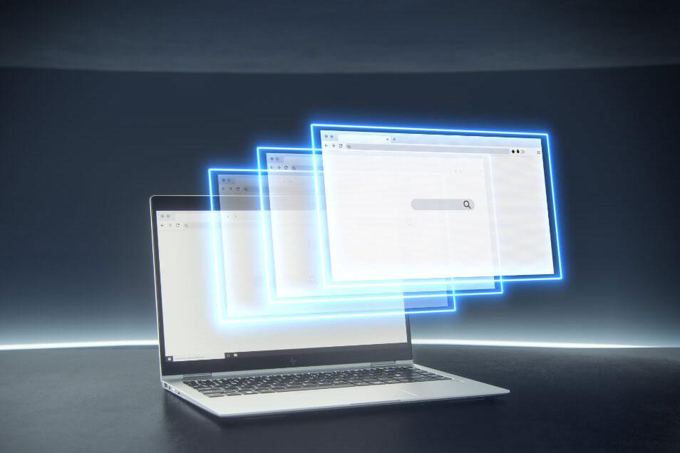 HP SURE CLICK