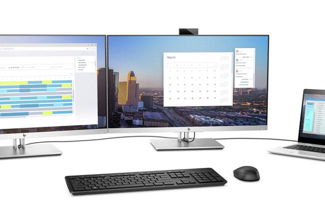 HP Elite Displays