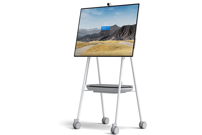 Surface Hub 2s interaktives whiteboard